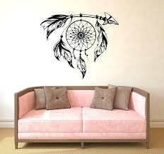 cool wall stickers hot ing special wall stickers dream catcher art designed cool wall decals mural cool wall stickers