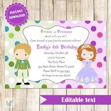 birthday invitations childrens birthday party invites children s birthday party invitation templates