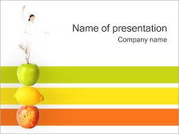 google powerpoint background. Exellent Background Fitness PowerPoint Template On Google Powerpoint Background G