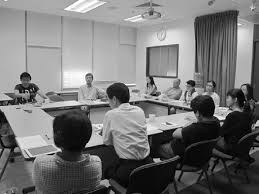 an example of a roundtable discussion conducted with fehd teaching staff at eduhk