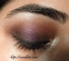 smokey purple and gold eye makeup step by step tutorial and fotd