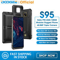 <b>S95</b> 6GB ram 128GB rom - <b>Doogee</b> Official Store - AliExpress