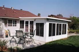 patio enclosure kits room