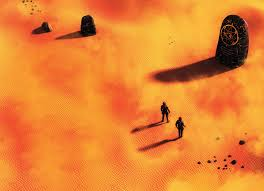Reseña de Nieve en Marte