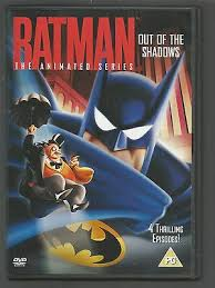 batman out of the shadows uk r2 dvd
