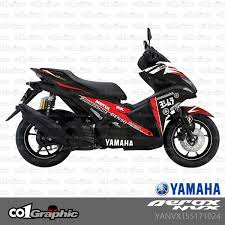 Aerox Decals Design Details About Graphics Decals Stickers Full Kit For Yamaha Aerox Nvx 155 2017 2019