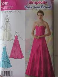 Prom Dress Sewing Patterns Delectable Cold Shoulder Style With Drop Sleeves Special Occasion Dress