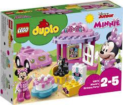 <b>Конструктор LEGO DUPLO Disney</b> 10873 День рождения Минни ...