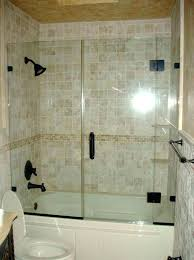 how to install bathtub sliding glass doors bathtubs terrific door most repair slidi