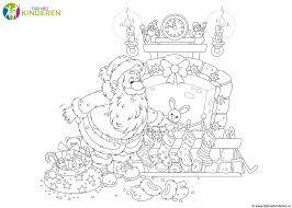 De Allermooiste Kerst Kleurplaten Tijd Met Kinderen 55 Beste