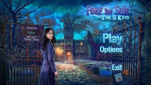 This site provides games for pcs running windows 7 and higher. Horror Hidden Object Game Fear For Sale 5 The 13 Keys Play Now Strah Na Prodazhu 5 13 Klyuchej Youtube