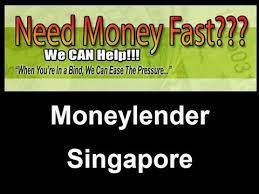 Licensed moneylenders Singapore