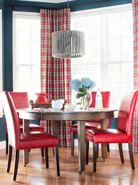 Plaid Curtains For Living Room Snuggle Up With Plaid In Your Home