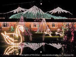 Christmas Light Displays Washington State Meet Jim Bouma At The Lights Of Christmas Praise 106 5