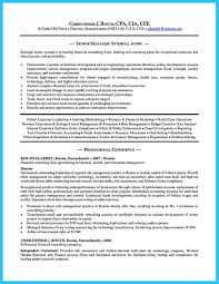 Auditor Resume Sample cool Making a Concise Credential Audit Resume Check more at http 34