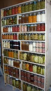 Chart Shelves Canned Food Storage Shelves Ibitc Co