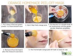 homemade diy l off masks for acne blackheads skin whitening