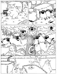 Small Picture Shaun The Sheep Coloring Pages Coloring Coloring Pages