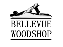 woodshop logo. best regards. bellevue woodshop logo