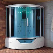 fancy jacuzzi shower combo with jacuzzi shower valve and corner soaking tub