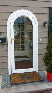Everything You Need to Know About Arch Top Storm Doors