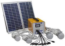 ELECTROID INDIASolar Powered Lighting Systems