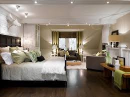 lighting styles. white bedroom with fireside seating area lighting styles