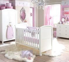 light pink baby girl room baby girl nursery ideas for white fur rug crib and