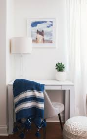 eclectic home office alison. a newlywed coupleu0027s bright and zen brooklyn abode eclectic home office alison