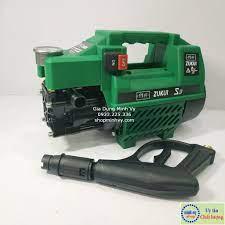 Máy xịt rửa xe mini gia đình Zukui S3 - 2000W-có video test máy