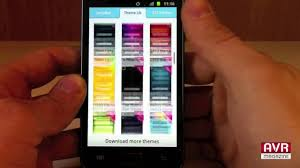 go sms pro android avr
