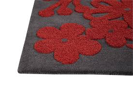 high tech gray and red rug rugged elegant wearhouse contemporary area rugs on