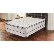 pillow top mattress pad. King Pillow Top Mattress Set With Protector Pad