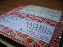How To Make A Recipe Book How To Make One Of The Best Gifts Youll Ever Give Savvy Eats