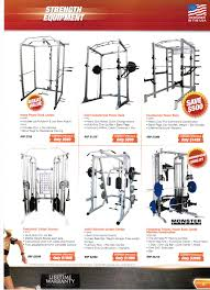 Force Usa Power Cage Monster G6 Cross Fit Training Cages