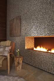 beautiful lit wall to ceiling fireplace with city lights in porcelain 1 x