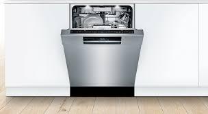 Bosch Dishwasher With Interior Light
