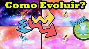 POKEMON LETS GO EEVEE PIKACHU, COMO EVOLUIR EEVEE PARA FLAREON, JOLTEON ...  | Eevee pokemon, Pokemon, Pikachu