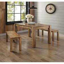 image better homes and gardens bryant 3 piece dining set rustic wood