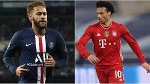 PSG x Bayern de Munique]: Com Neymar 'azarado', clube francês perde para os  alemães, mas está classificado para as semifinais da Champions League