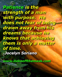 The Power Of Patience Quotes Poems Prayers And Words Of Wisdom