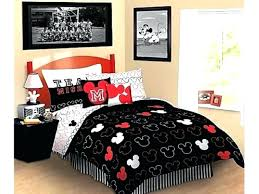 minnie and mickey mouse bed set cribs refreshing owl bedding s on mickey mouse twin comforter