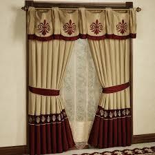 Kohls Bedroom Curtains Bedroom Foxy Image Of Bedroom Decoration Using Gold Curtain Custom