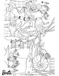 Small Picture Shark Mermaid Color PagesMermaidPrintable Coloring Pages Free