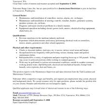 Journeyman Electrician Resume Fancy Inspiration Ideas Journeyman
