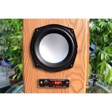 Dàn âm thanh gia đình cao cấp V610 (01 âm ly 380w + cặp loa V610) hát  karaoke