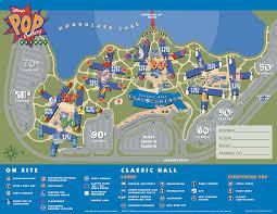 disney's pop century resort map  wdwinfocom