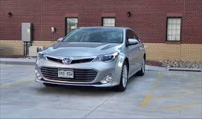 2015 Toyota Avalon Hybrid is Still the Best Rendition of This ...