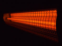 infrared heaters produce heat that s a of invisible light