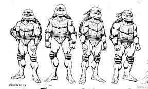 Small Picture Ninja Turtles Coloring Page Teenage Mutant Ninja Turtles Coloring